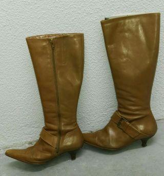 botas piel N°36, diferentes modelos