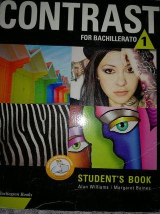 Libro Ingles Contrast Bachillerato