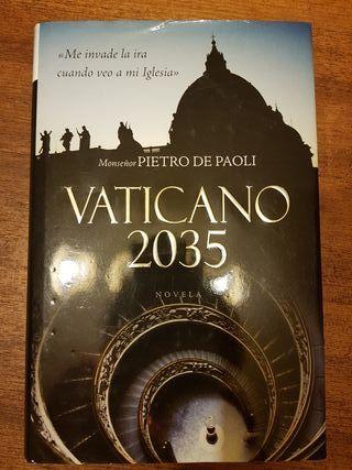 Vaticano 2035. Moneñor Pietro de Paoli