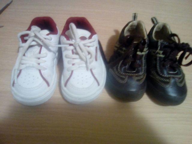 ebb5f843f Zapatillas número 20 de niño de segunda mano por 7 € en Pinto en ...