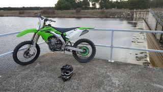 moto kxf 450f 2008