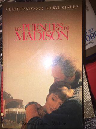 Libro Los puentes de Madison