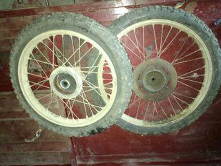 ruedas de puch condor