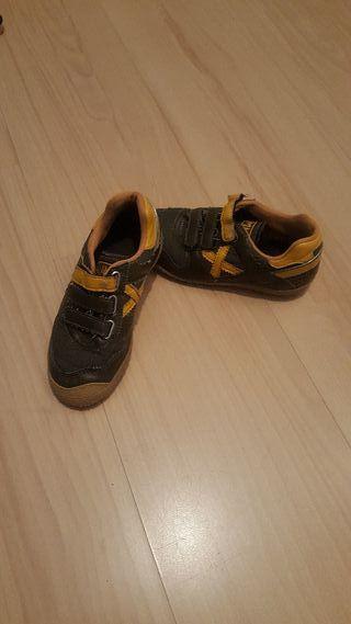 zapatos munich niño