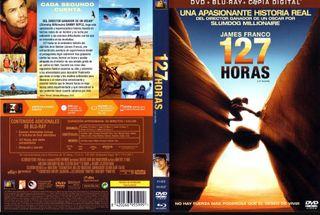 Película 127 horas James Franco dvd