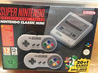 Supernintendo classic mini