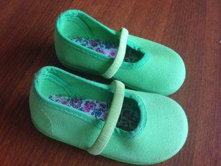 Zapatos niña t20