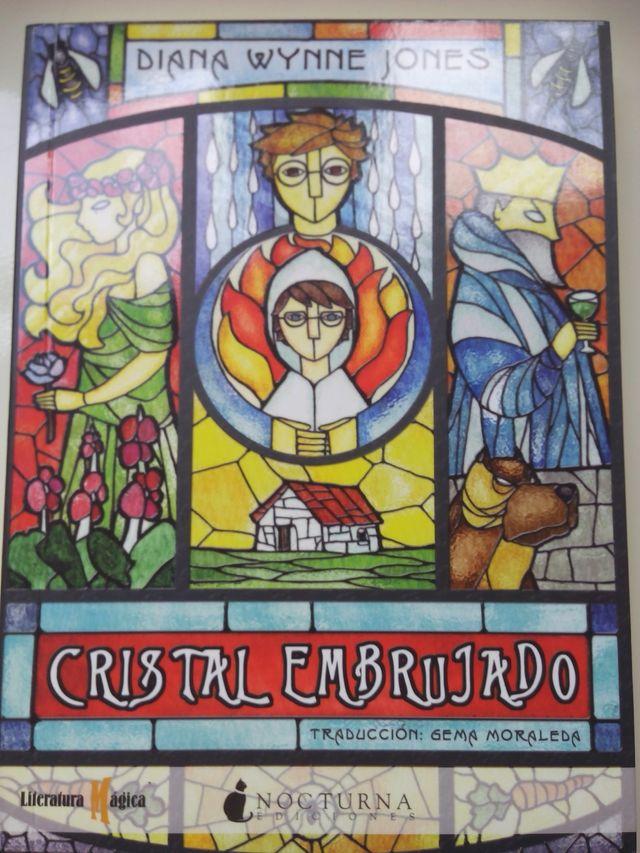 libro cristal embrujado de diana wynne jones