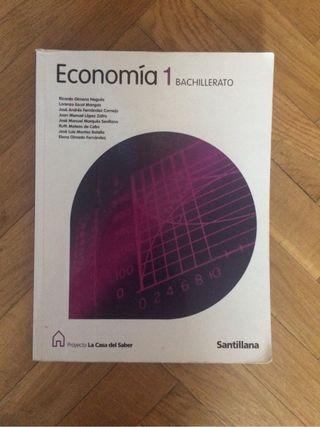 Libro economia 1 Bach