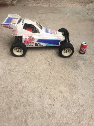 Coche rc 1/6 kyosho arc buggy