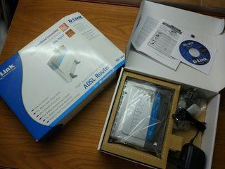 router dsl-504t