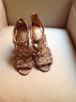 Zapatos mujer L.K Benett