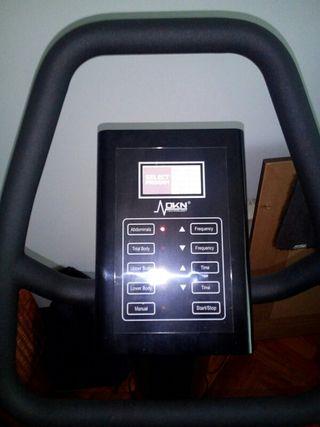 maquina vibracion y musculacion