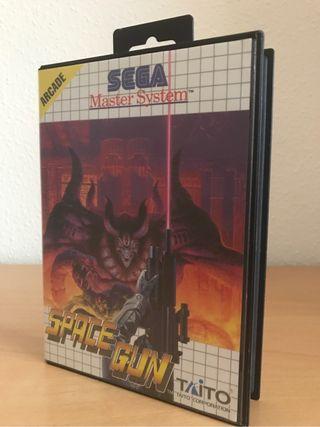 Juego consola Sega master system