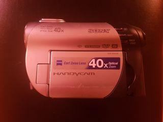 videocámara Handycam Sony 40x