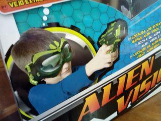 Gafas Alien Vision