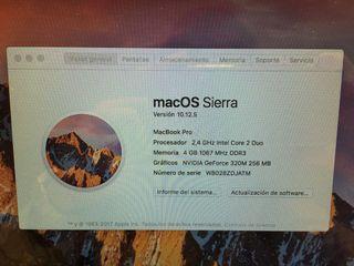"""MacBook pro 13"""" (2010)"""