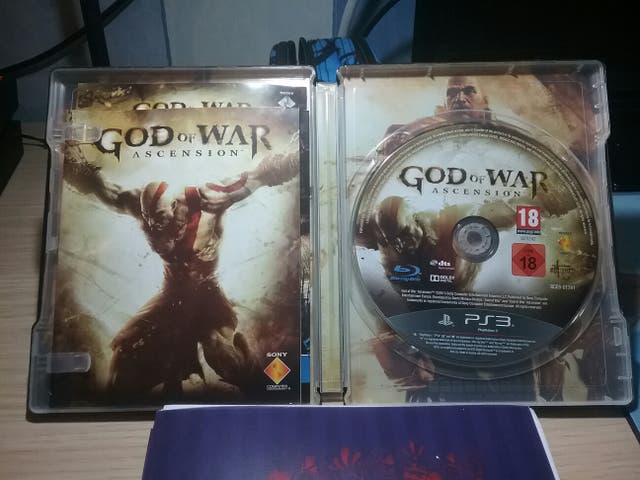 God of War: Ascension (Edicion Especial)