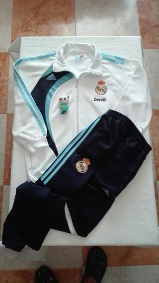 Chándal adidas Real Madrid