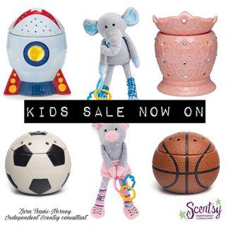 Scentsy Kids Sale