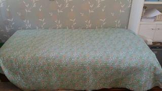 Somier +colchón de 90 cm