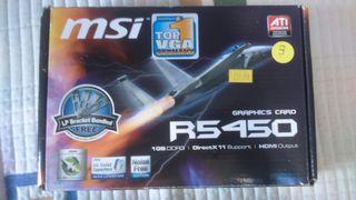 grafica radeon R5450