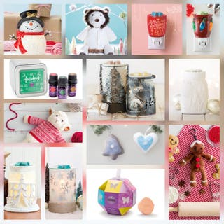 Scentsy Christmas Available
