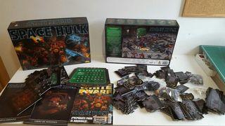 juego de mesa Space hulk