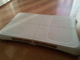Wii Fit Tabla + Juego original