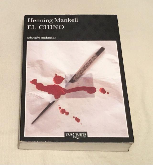 aaf14fa8 Libro El Chino de Henning Mankell de segunda mano por 5 € en San ...