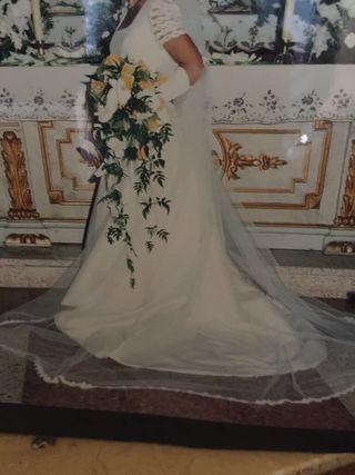 Vestido novia pronovia