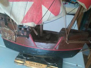 Maqueta de barcos