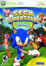 Sega Superstars Tennis Xbox 360 Juegos