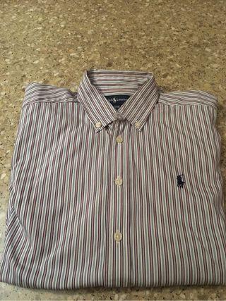 Camisa chico ralph lauren