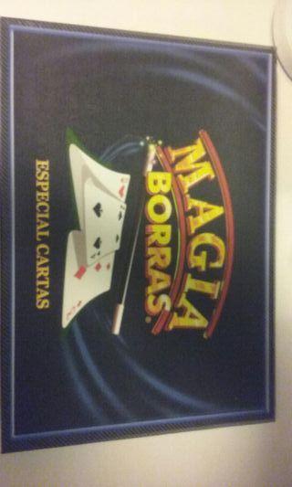 juego de magia ,magia borras