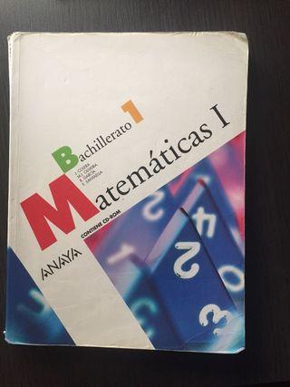 MATEMÁTICAS 1 BACHILLERATO