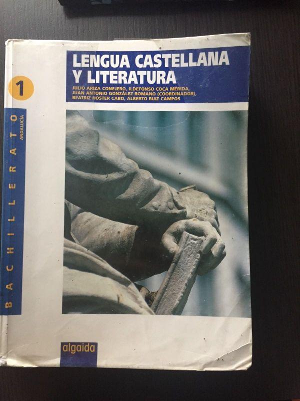 LENGUA Y LITERATURA 1 DE BACHILLERATO