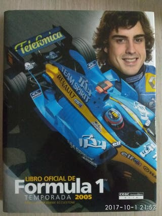 libro colección F1