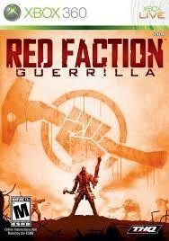 Red Faction: Guerrilla Xbox 360 Juegos