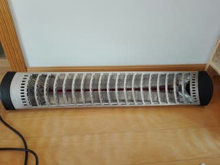 Calefactor eléctrico por infrarrojos