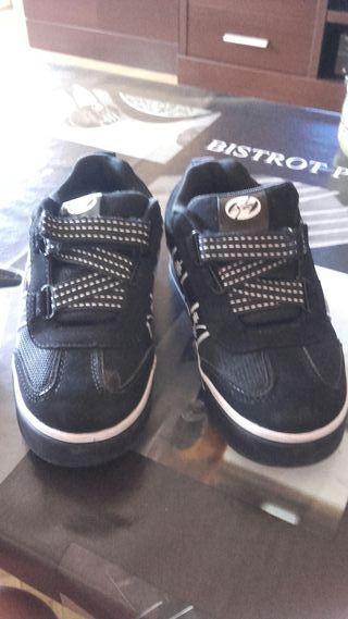 Zapatillas Heelys con ruedas n32