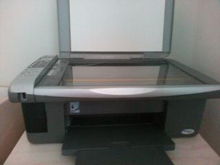Impresora fotocopiadora, scanner