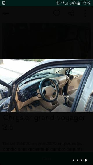Chrysler Grand Voyager 2000
