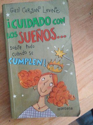 libro lectura juvenil