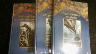 libros Julio Verne