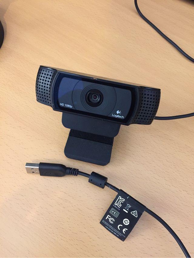 Web cam 1080 logitech