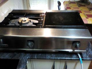 Cocina y plancha Fagor