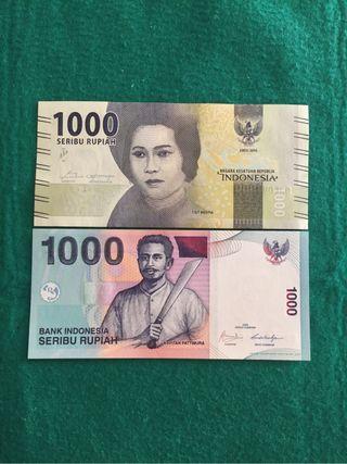 Billetes de Indonesia