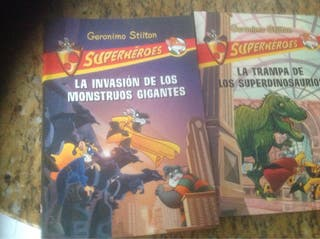 5 comics Geronimo Stilton