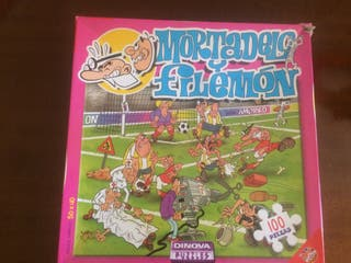 Puzzle mortadelony filemon
